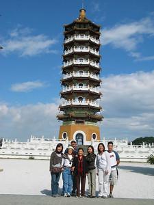 215 - TSEN Pagoda, Sun Moon Lake