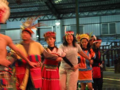 415 - AMI Cultural Village, Angie Dancing