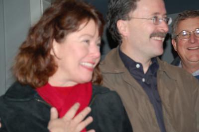 Kathy's surprise birthday