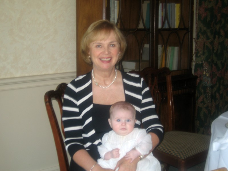 2005-10-16  Maggie's Christening  #22