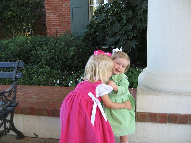 2005-10-16  Maggie's Christening  #62