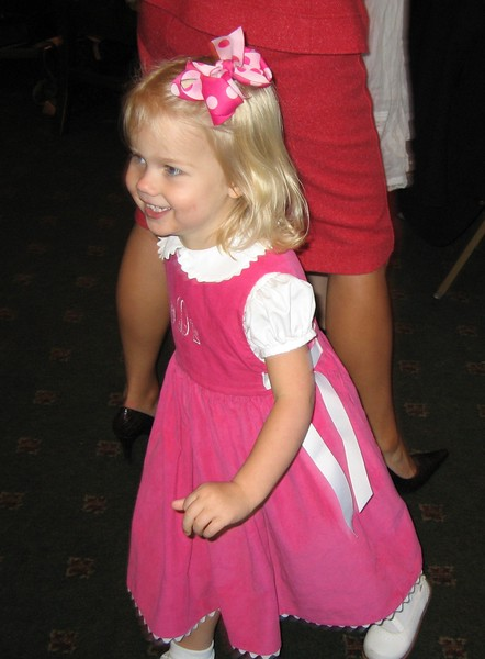 2005-10-16  Maggie's Christening  #40
