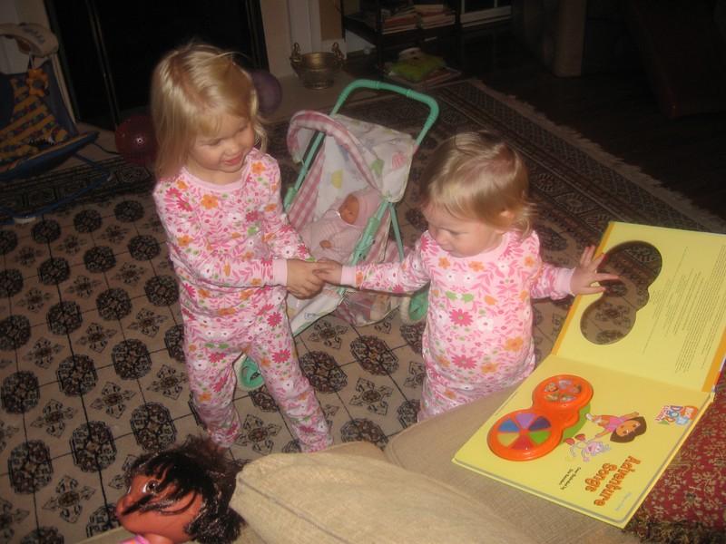 2005-10-14  Maggie's Christening  #8