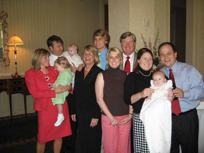 2005-10-16  Maggie's Christening  #56