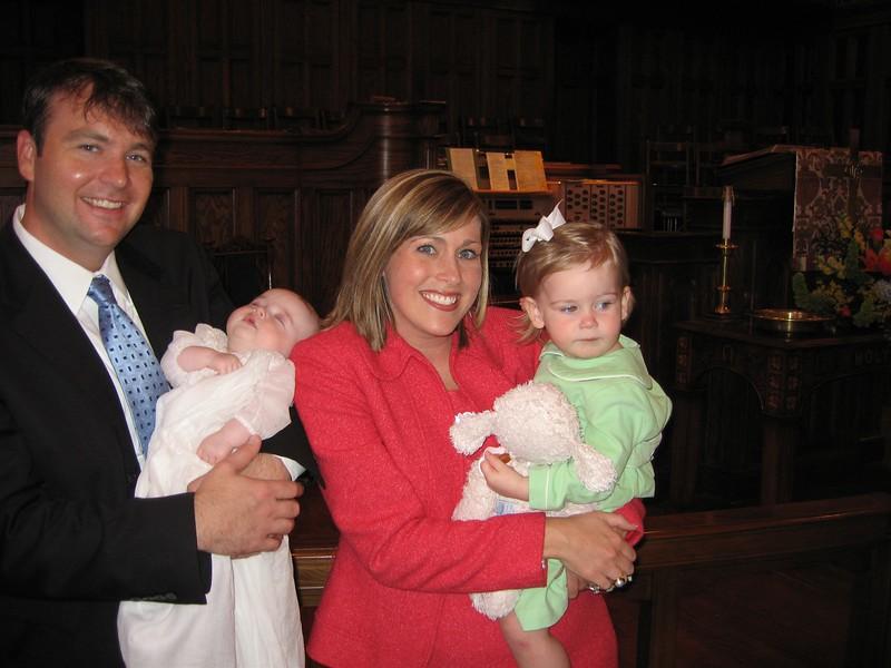 2005-10-16  Maggie's Christening  #32