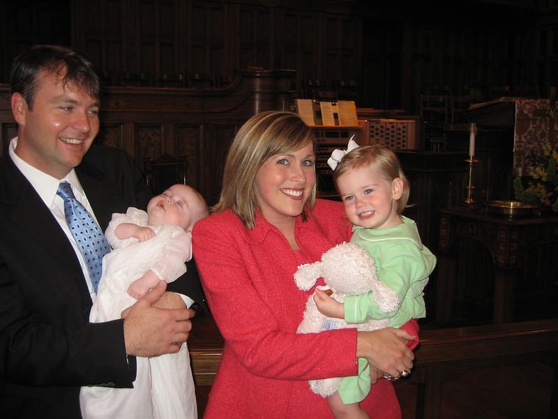 2005-10-16  Maggie's Christening  #33