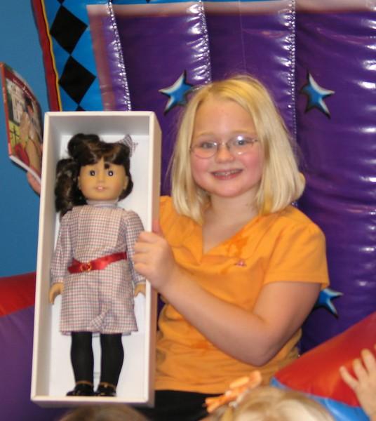 2005-08-19  McKenzie's 9th Birthday #19