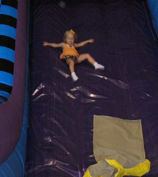 2005-08-19  McKenzie's 9th Birthday #4