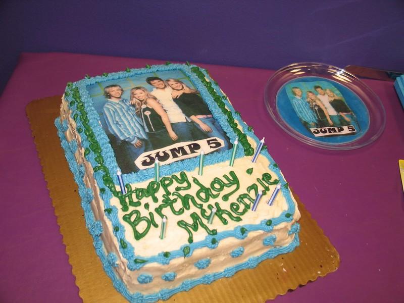 2005-08-19  McKenzie's 9th Birthday #13