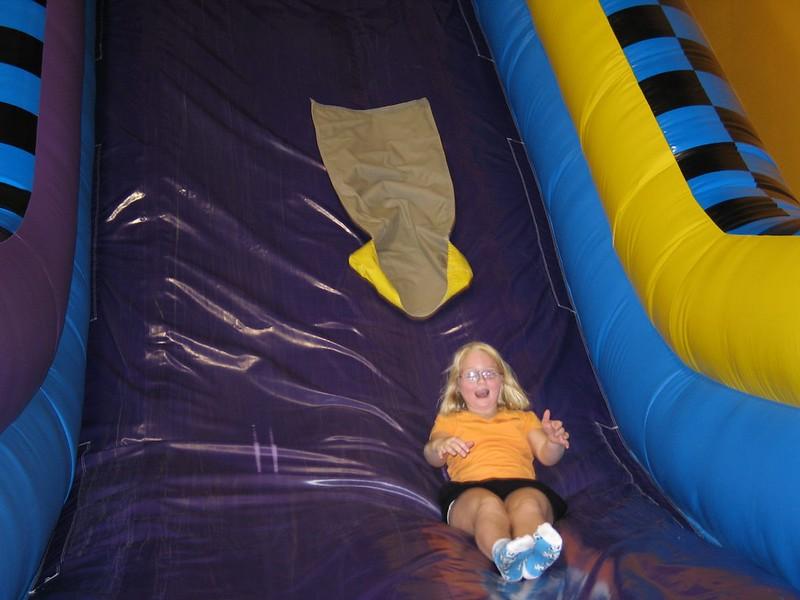 2005-08-19  McKenzie's 9th Birthday #2
