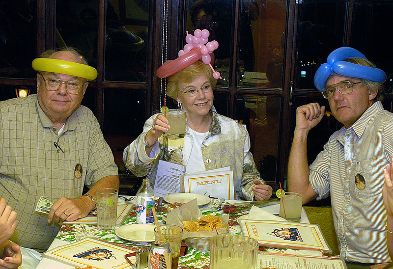 "(12.27.2005)  The ""Adult Table(?)"""
