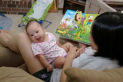 july 24, 05 reading with mommy
