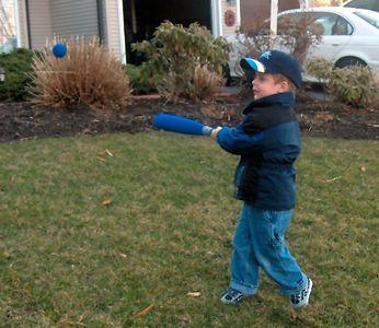 Brady Hitting