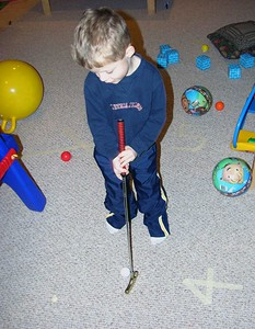 Brady Indoor Putting
