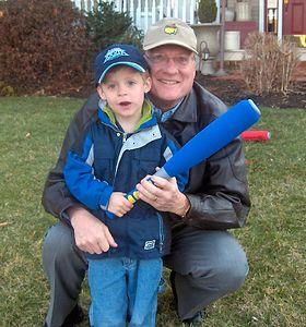 Brady & Pop Pop