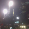 Fenway Park, during the Red Sox/Angels playoff game on Monday, October 7th.