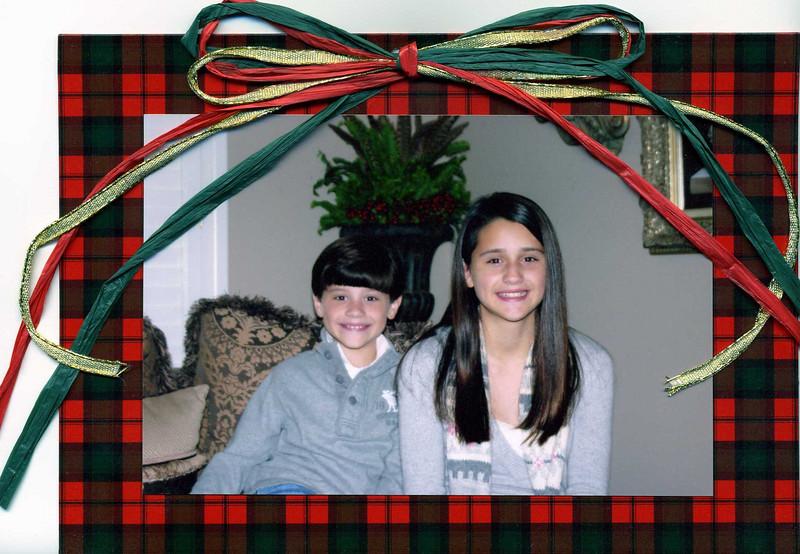 Christmas card 2006.