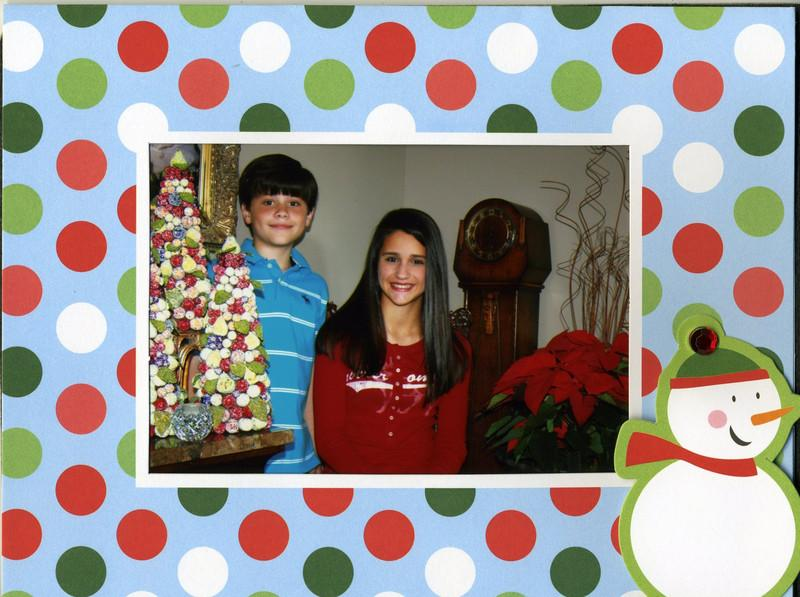 Christmas card, 2007