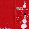 "Grant's Christmas Card, 2008.  ""Grant Cards Inc."""