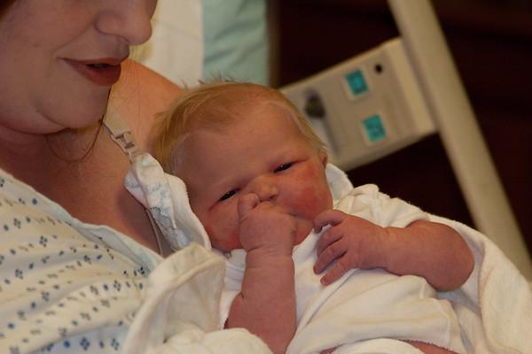 Chloe Lorraine Howland 30 hours old