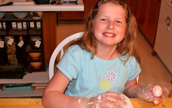 Abigail - Easter 2006
