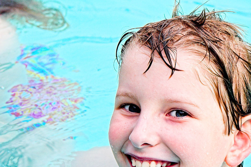 Joshua, age 10, August 2006