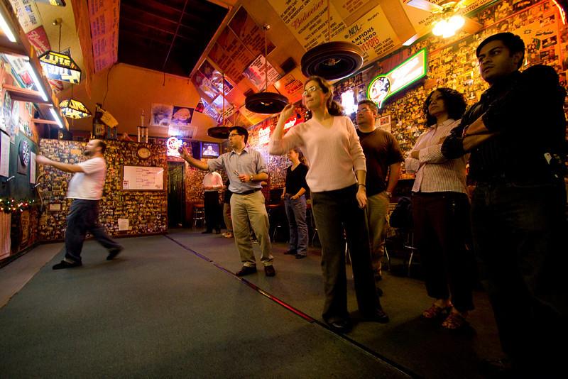 Villager Tavern, December 2008