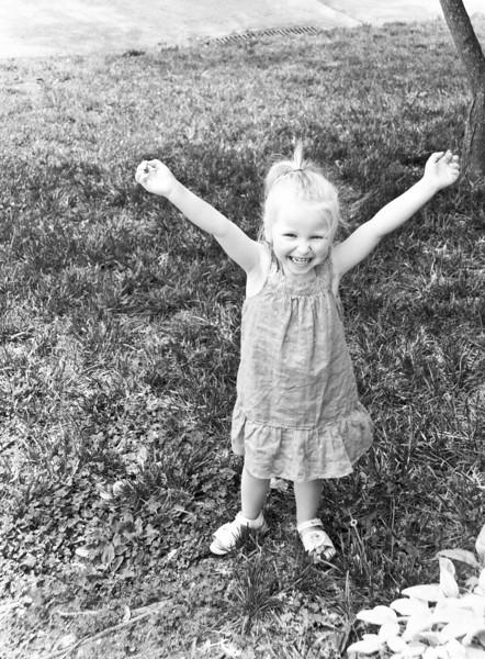 Chloem, age 3.