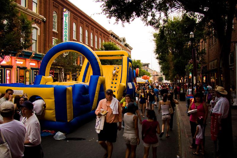 2nd Avenue, July 4th, 2010.