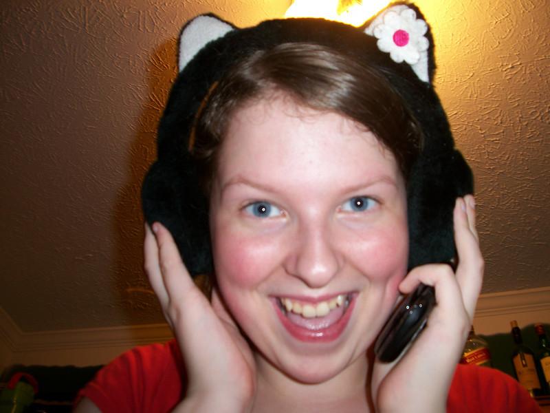 Picture of Abigail taken by Chloe, June 1st, 2011.