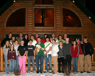 2006 Christmas Eve at Lloyd & Diane's