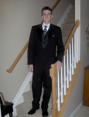 2006 April 30 - Eric's Senior Prom