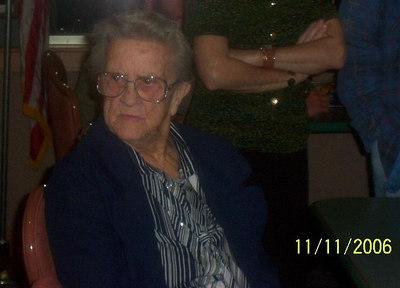 2006 Nov 11 - Granny's 93rd Birthday Party