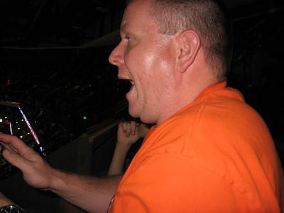 2006 November - Charlotte Bobcats Game