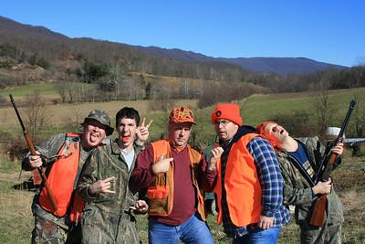2006 November - The Hunt