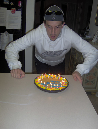 2006 September - Eric & Brennan's Birthday Celebrations
