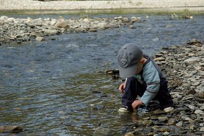Good rock selection - White River