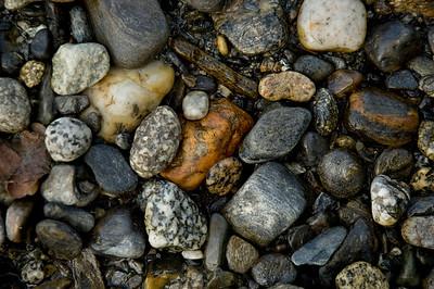 River rocks - White River