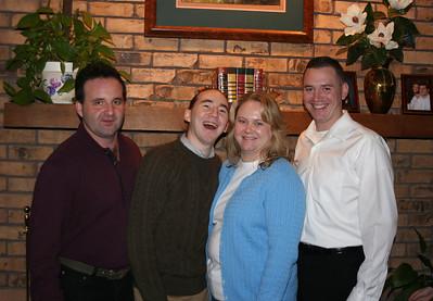 2006 Jan 22 David & Ashley Dinner