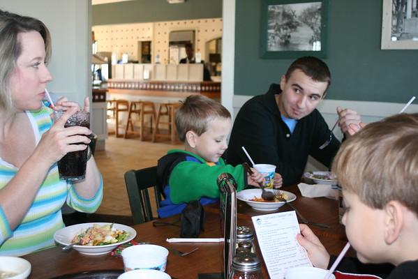 2006 Jan 7 Logan's 4th Birthday