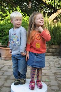 10/14 - Carl and Lili