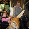 12/16 - Lili and Zoli in the Wild Animal Park.