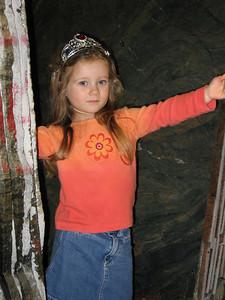 10/14 - The princess of the granite store!