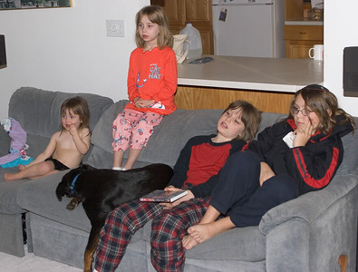 Lindsay's 6th Birthday Party - January 29, 2006
