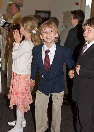 Max's First Communion
