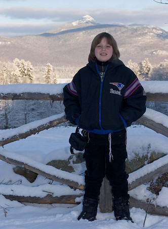 Mt. Cranmore Skiing - January 25, 2006