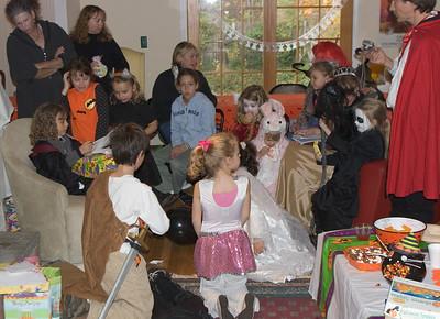 Scarlett's 7th Birthday Party - October 29, 2006