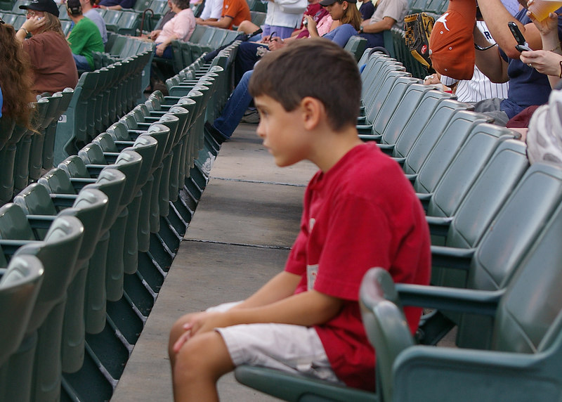 Ryan, Chris, and Pops attended San Antonio Missions game on June 22