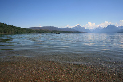 Glacier National Park - Lake McDonald