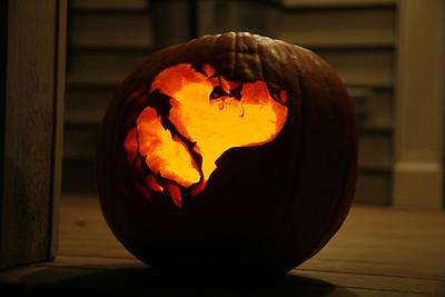 2006-10-25 jack o lantern